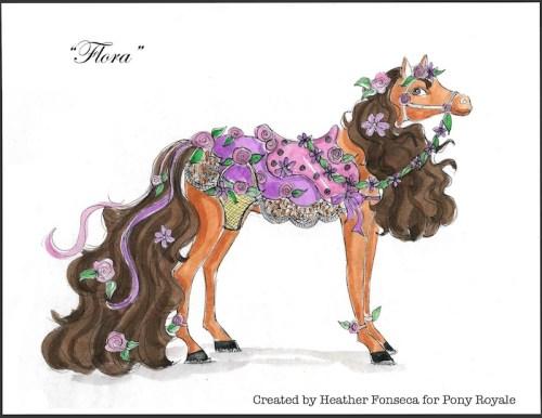 PonyRoyale-Vintage_Flora