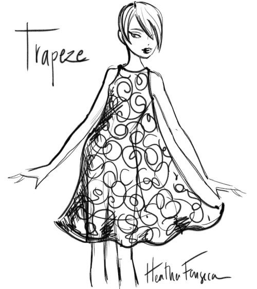 Trapese Dress
