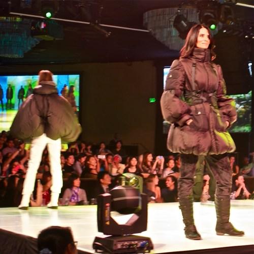 Otis Fashion Show 2014: Puffy Jacket