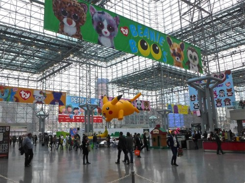 New York Toy Fair: Javits Center