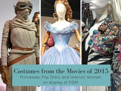 Costumes from the Movies of 2015