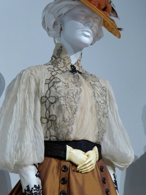 Crimson Peak: Costumes from the Movies of 2015 on display at FIDM