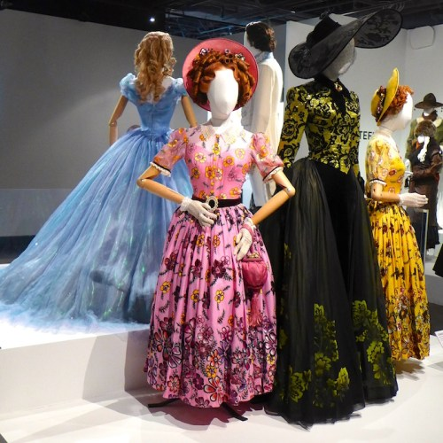 Cinderella: Costumes from the Movies of 2015 on display at FIDM