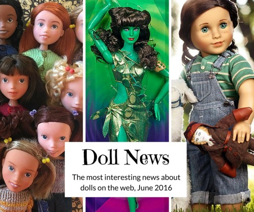 Photo Credits: From left to right, Tree Change Dolls, Toy News International, Sydney Rose.
