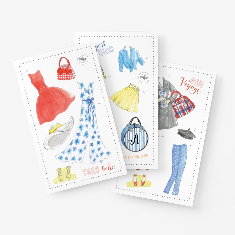 Paper Poppets Posh-Pals-fashions-ava