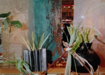 Decorative Artist. The Conran Shop, Paris. Heather Gartside. 1993