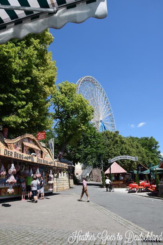 Obligatory Ferris Wheel shot.