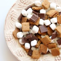 Gluten Free S'mores Trail Mix