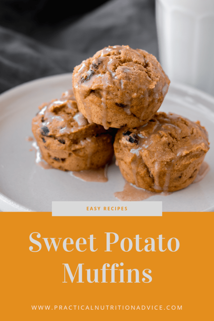 Sweet Potato Breakfast Muffins
