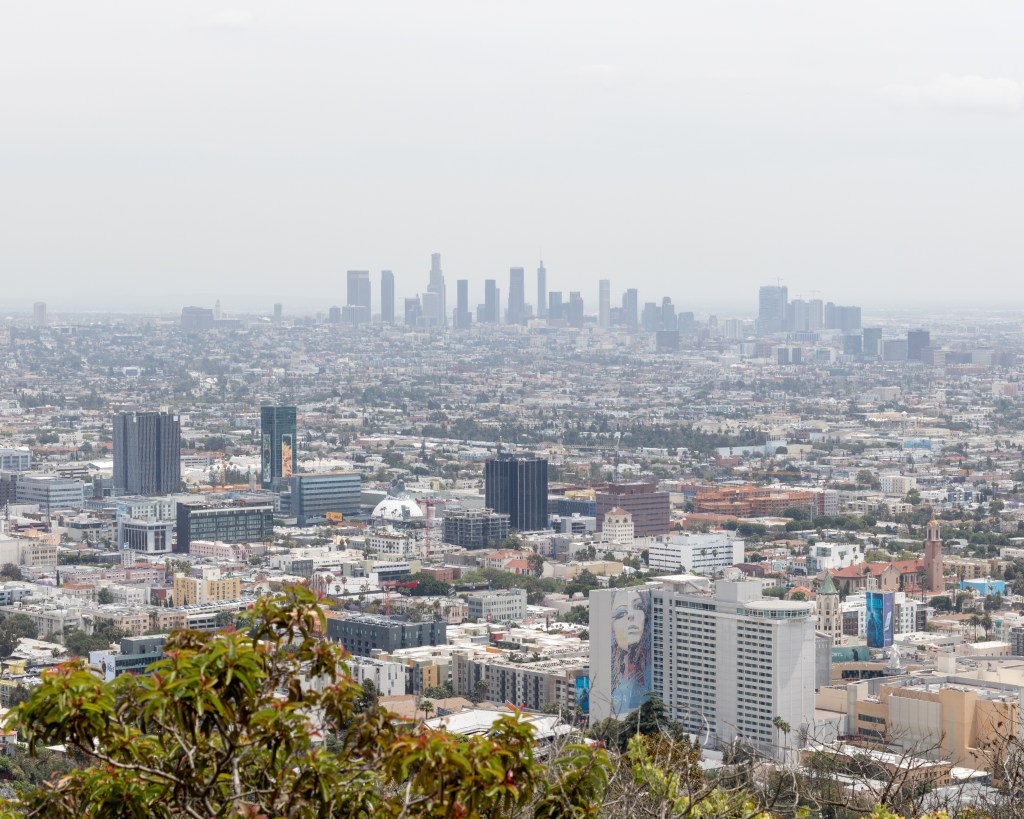 los angeles runyon canyon