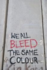 Grafitti on Bethlehem Separation wall