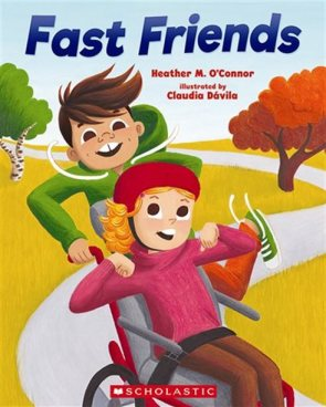 Cover art for Fast Friends