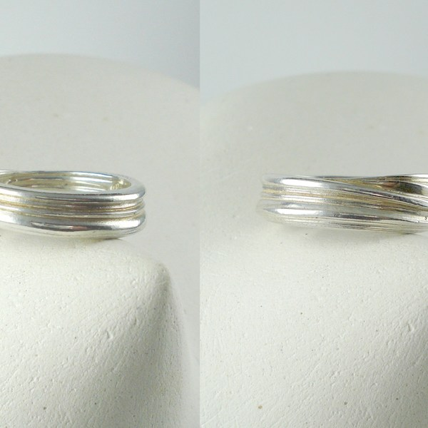 ocean wave ring side views