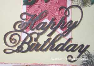 Dienamite Happy Birthday