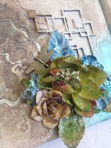 canvas close up 2
