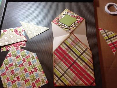 card set up 6