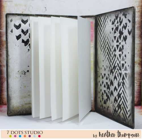Heater Inside Journal