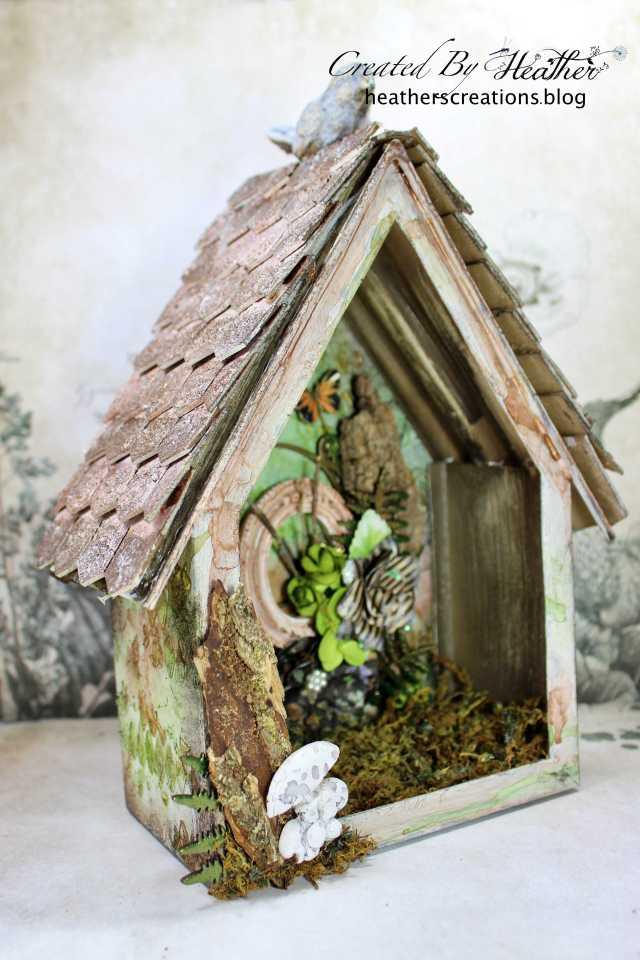 Heathers Birdhouse CE
