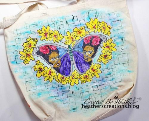Frida Bag Blue