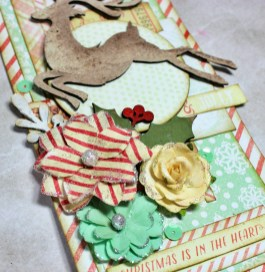 CE Reindeer Card and Tag 1