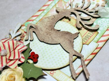 CE Reindeer Card and Tag 4