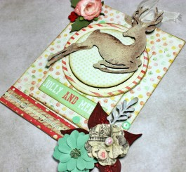 CE Reindeer Card and Tag 7