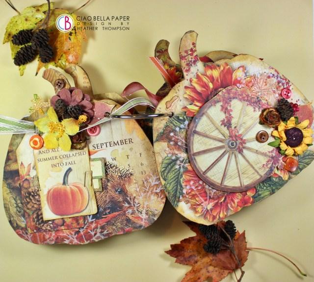 Pumpkin Album HJT 12