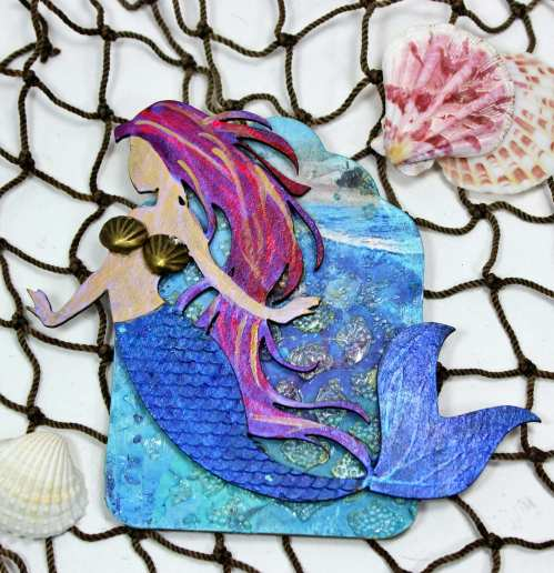 Creative Embellishments July challenge 6