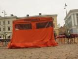 Coffee tent