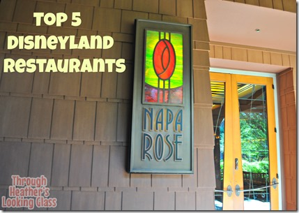 DisneylandRestaurants