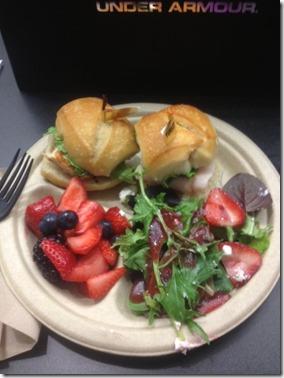 UA lunch