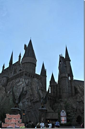 hogwarts castle