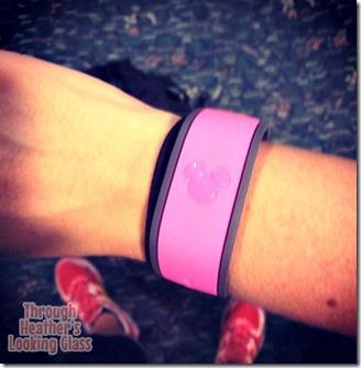 magic band pink