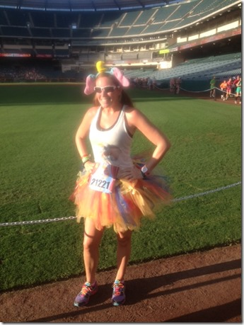runDisney angels stadium