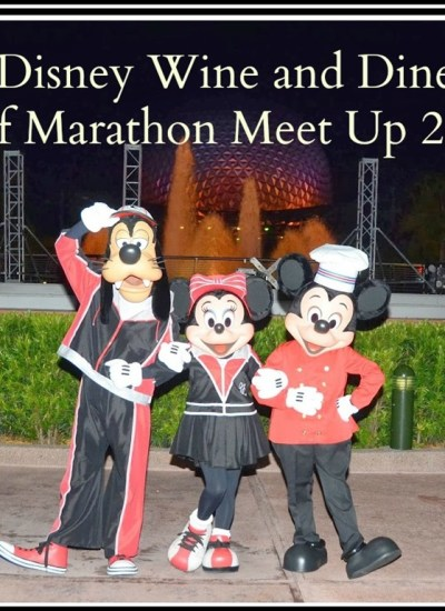 runDisney Wine and Dine Half Meet Up 2013