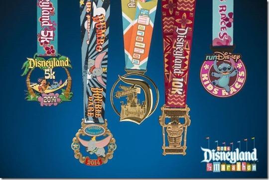 disneyland medals
