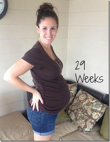 29week bump