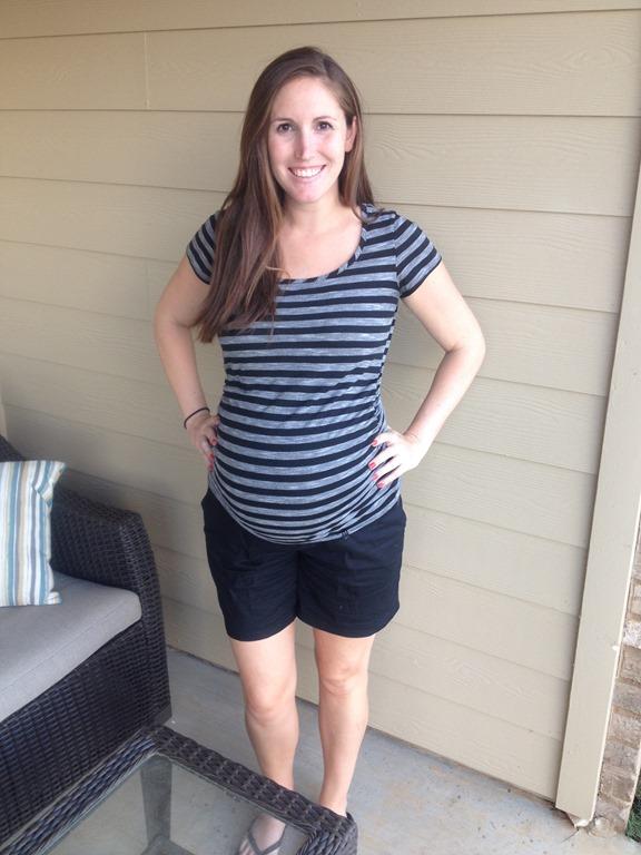 pregnancy update week 34