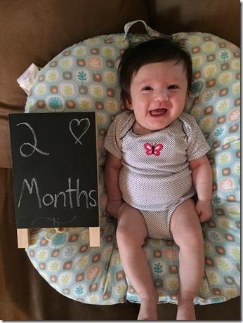 EK 2 months