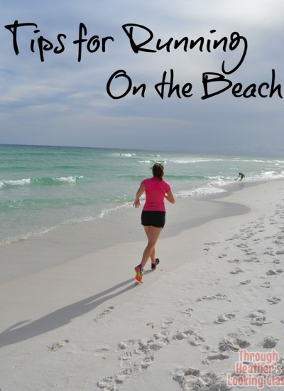 5 Tips for Running on the Beach