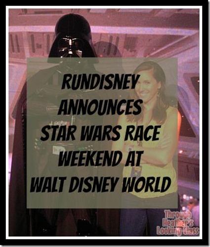 runDisney star wars