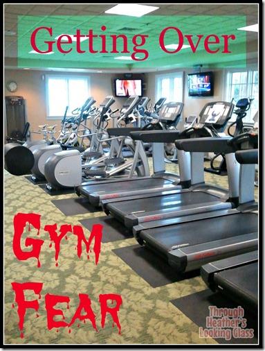 gym fear