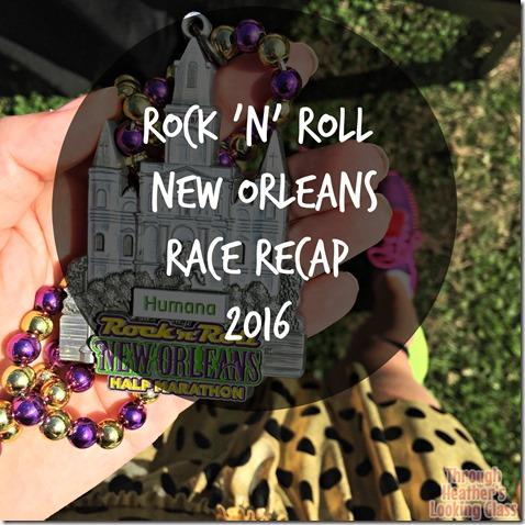 RnR New Orleans medal