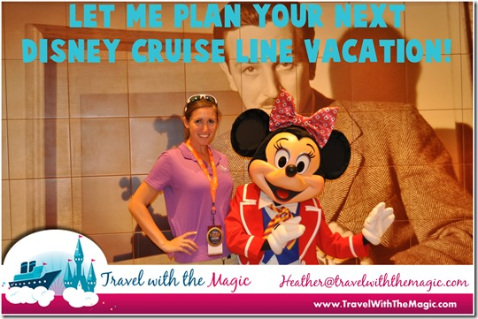 Heather plan your next DCL vacation