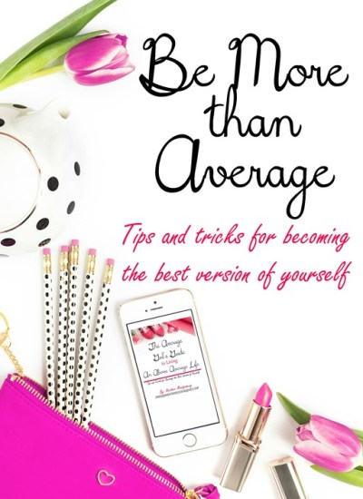 Average Girl's Guide Launch Day!