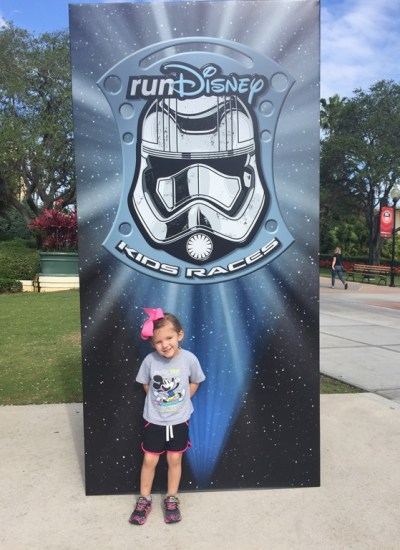 runDisney Kids races: Star Wars