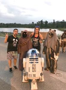 runDisney Star Wars Half Marathon Race Recap