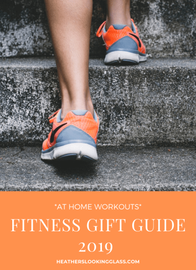 Workout From Home Fitness Gift Guide 2019