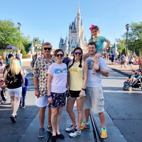 Disney world photos