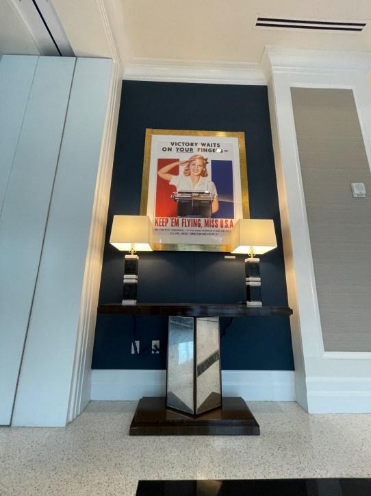 new orleans hotel lobby